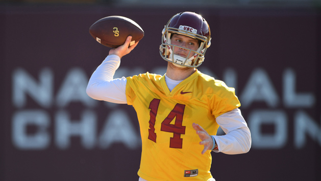 FBS Notes: Will talented freshmen help Darnold, USC?