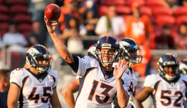 Trevor Siemian: Denver Broncos name starting quarterback