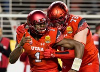 Huntley named surprise starter at QB for Utah
