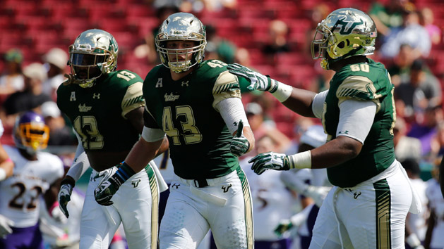 QB Flowers, No. 19 Bulls ready to roll in opener