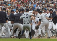 MLB Recaps: Tigers beat Yankees despite brawl
