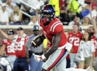 Ole Miss' A. J. Brown makes the Catch of the Week
