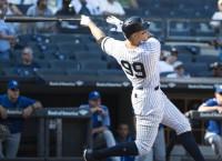 MLB Recaps: Judge record HR lifts Yanks past Royals