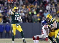 Packers aim to turn page in rematch vs. Falcons