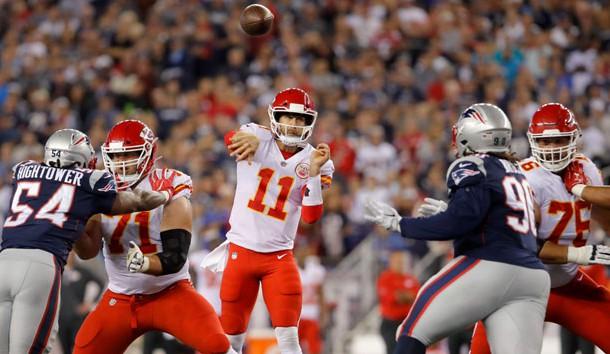 Alex Smith spectacular against Patriots