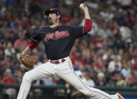Miller, Indians' ace reliever, to return Thursday