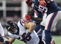 NFL Notes: Texans' Cushing suspended 10 games