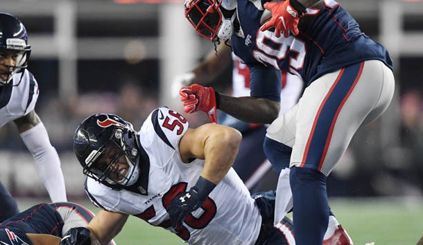 Texans LB Brian Cushing suspended again for positive PED test