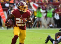Redskins RB Thompson signs two-year extension