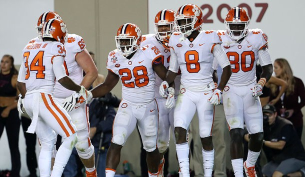 No 2 Clemson Rolls Over No 12 Virginia Tech Lindy S Sports