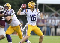 No. 25 LSU tries to bounce back versus Syracuse
