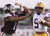 LSU's Orgeron: RB Guice will play after all