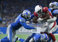 NFL Notes: Cardinals' Johnson leaves with injury