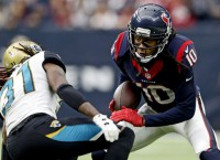 Texans aim to lift Houston's spirits vs. Jaguars