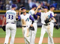 MLB Recaps: Diamondbacks sweep Dodgers