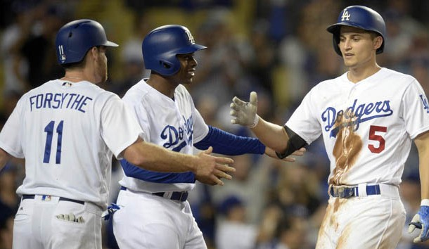 Dodgers' Adrian Gonzalez won't play in postseason due to back woes