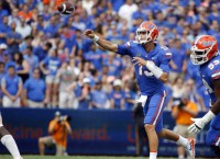 No. 21 Gators aim for 31st straight win over 'Cats