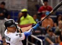 MLB Recaps: Marlins' Stanton smacks 55th homer