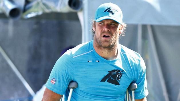 Panthers TE Olsen to miss 6 to 8 weeks