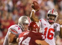 Ohio State pulls away from Indiana in 49-21 win