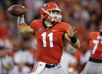 First & 20: UGA's Fromm leads freshmen QB invasion