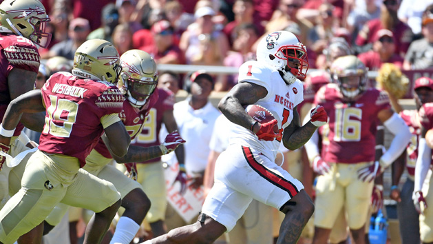 NC State's upset drops No. 12 Florida State to 0-2