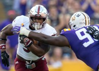 Troy trips up No. 25 LSU 24-21