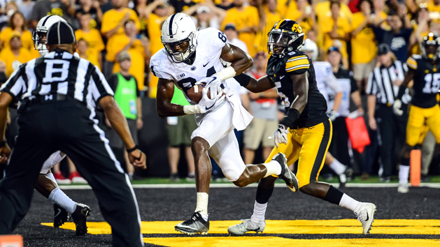 No. 4 Penn State stuns Iowa with TD on final play