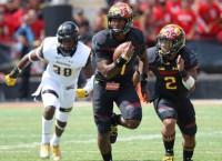 Maryland QB Hill suffers season-ending ACL injury