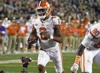 Clemson tabs QB Bryant as starter vs. Furman
