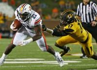 No. 15 Auburn crushes Missouri 51-14