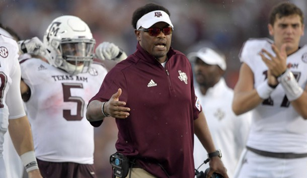 Pressure ramps up for A&M's Sumlin