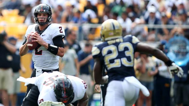 Oklahoma State's passing game pounces on Pitt
