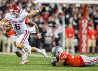 No. 5 Sooners gets revenge on No. 2 Buckeyes