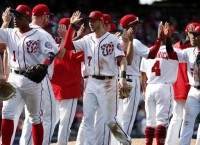 MLB Recaps: Nationals clinch NL East title