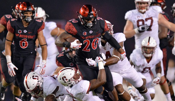 By the numbers: Stanford vs. San Diego State