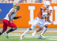 Longhorns look to build on positives