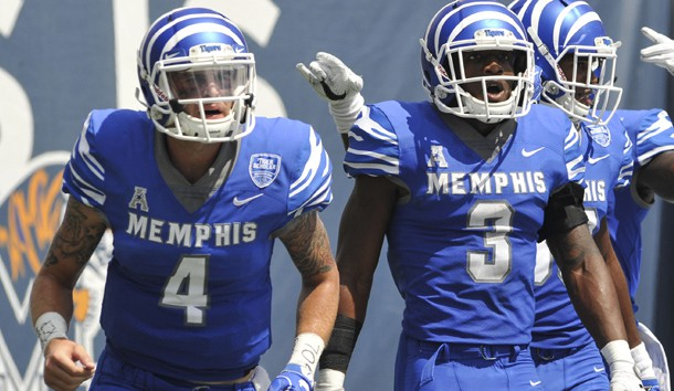 University of Memphis knocks off #25 UCLA