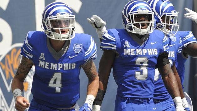 Ferguson leads Memphis to upset of UCLA