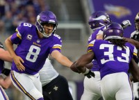 NFL Notes: Vikings' Bradford out again this Sunday