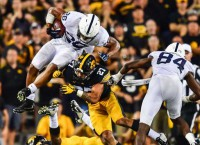No. 4 Penn State riding high entering Indiana game