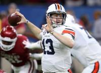 Auburn backup QB White dismissed following arrest