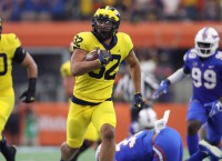 No. 11 Michigan rallies past No. 17 Florida