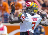 Maryland QB Pigrome (torn ACL) out for season