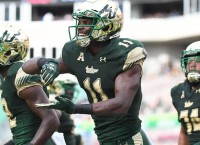 No. 21 USF hopes to fix slow starts against UConn