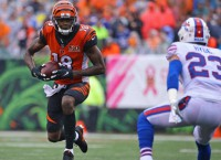 Resurgent Bengals face rough road at Pittsburgh