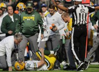 NFL Notes: Packers' Rogers may be lost for season