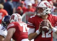 No. 9 Wisconsin faces tough trip to Nebraska