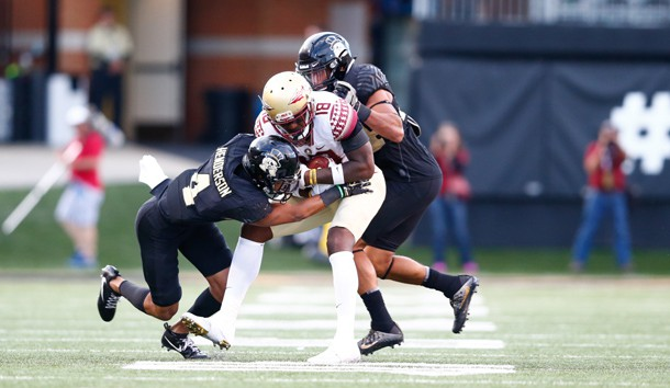 Wake Forest Demon Deacons: Seminoles Slip Away With Win