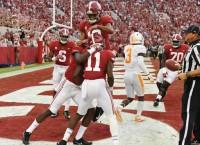 Top 25 Recaps: No. 1 Alabama rolls past Tennessee